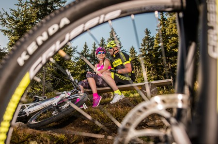 E-Bikes von Crussis aus Bad Alexandersbad im Fichtelgebirge